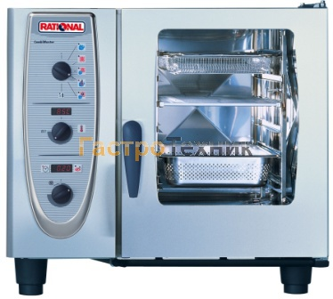 Пароконвектомат RATIONAL CombiMaster® Plus CM 61
