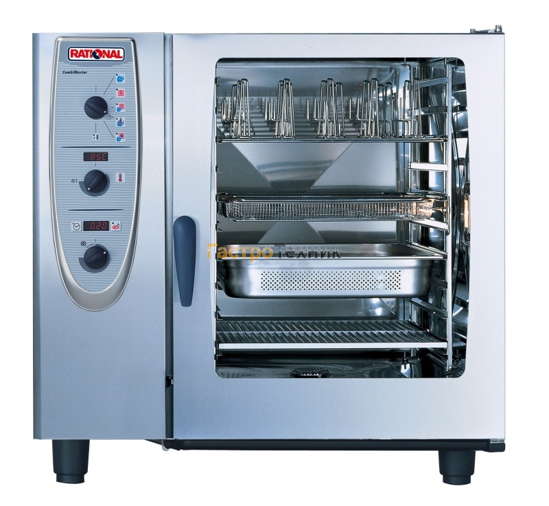 Пароконвектомат RATIONAL CombiMaster® Plus CM 102