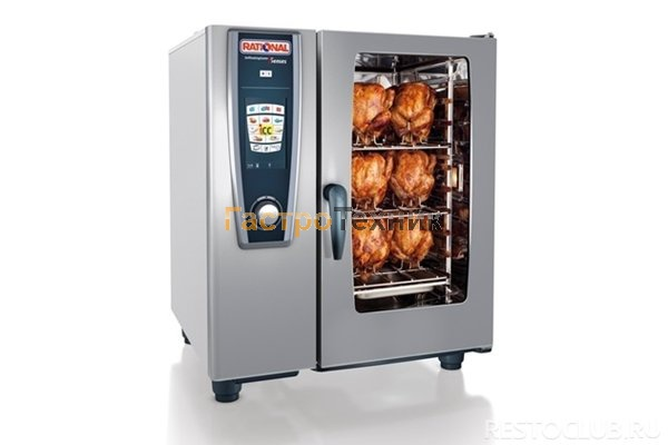 Пароконвектомат RATIONAL SelfCooking Center® SCC102